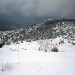 安達太良山 山スキー