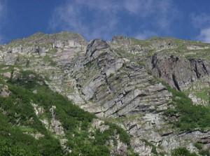 北岳バットレス