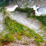 谷川岳 一ノ倉沢 衝立岩中央稜