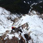 八ヶ岳 石尊稜