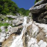 2018夏 甲斐駒ケ岳黄蓮谷~赤石沢奥壁中央稜ソロ継続登攀