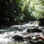 多摩川水系 泉水谷 小室川谷