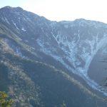 初冬の塩見岳ー南アルプスのつわもの達を知った山行